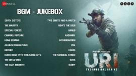 Watch URI - The Surgical Strike | BGM Jukebox | Vicky Kaushal, Yami