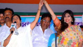 Bengal: TMC expels Bally MLA Vaishali Dalmiya