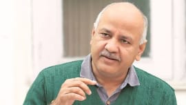 Delhi's hospitals left with oxygen supply of only 8-10 hours: Manish Sisodia