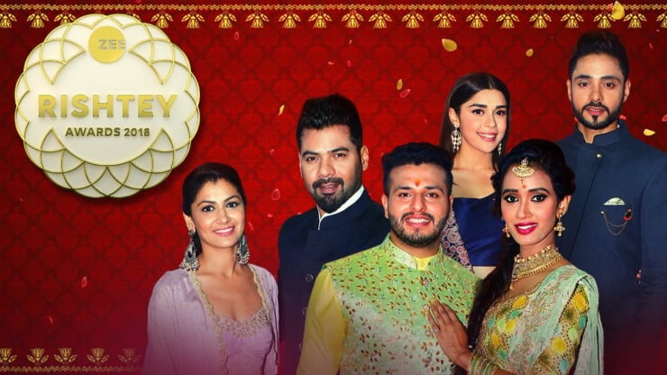 Watch Zee Rishtey Awards 2018 - 29 Sep, 2018 Full Episode