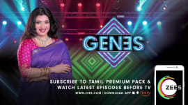 Watch Genes 3, TV Serial from Zee Tamil, online only on ZEE5
