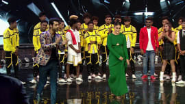Watch Episode 2 of Dance India Dance: Battle Of The