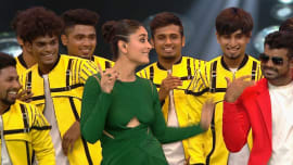 Watch Episode 4 of Dance India Dance: Battle Of The Champions (Hindi