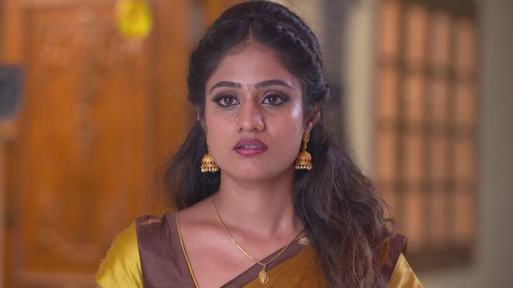 Bujjamma makes a promise to Sarala - Radhamma Kuthuru