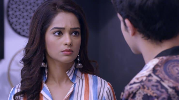 Alia warns Meera - Kumkum Bhagya