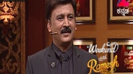 Weekend With Ramesh Season 3 - Episode 1 - March 25, 2017 - Full Episode