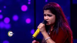 Pragnya's melodious rendition