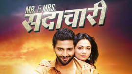 Mr. & Mrs. Sadachari