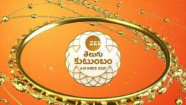 Zee Telugu Kutumbam Awards 2021