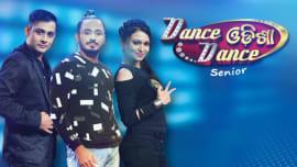 Dance Odisha Dance Senior